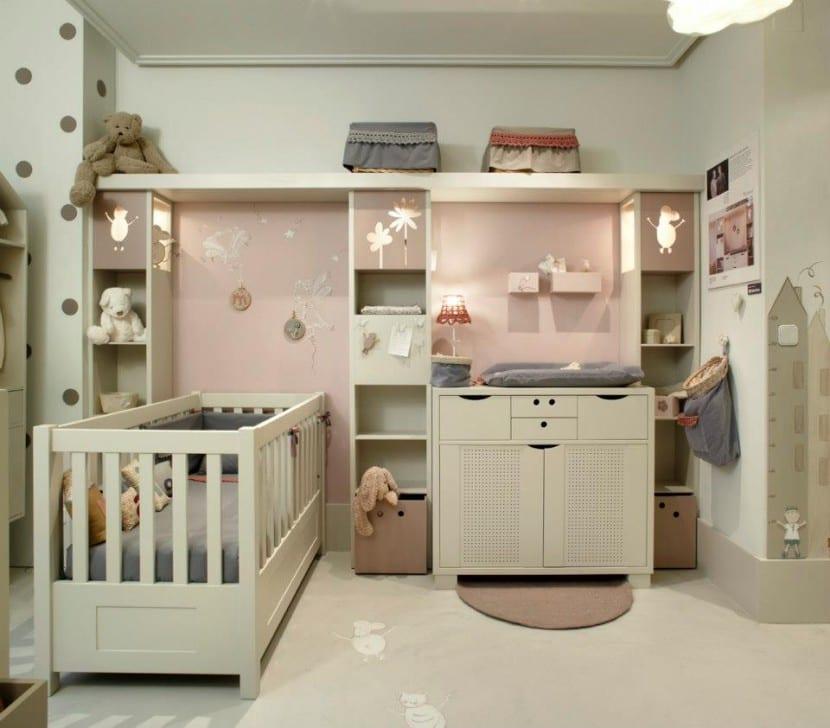 habitacion bebe clasico
