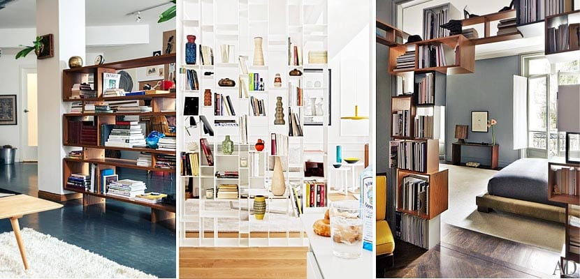 Librerías para separar espacios