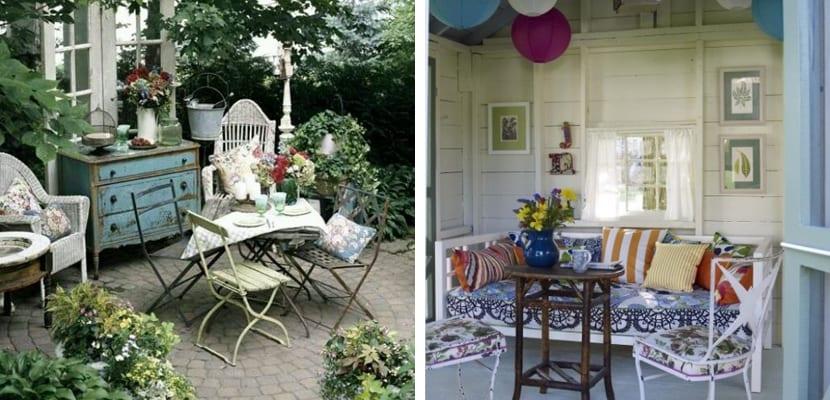 Consigue un patio en estilo bohemio - Patios con estilo ...