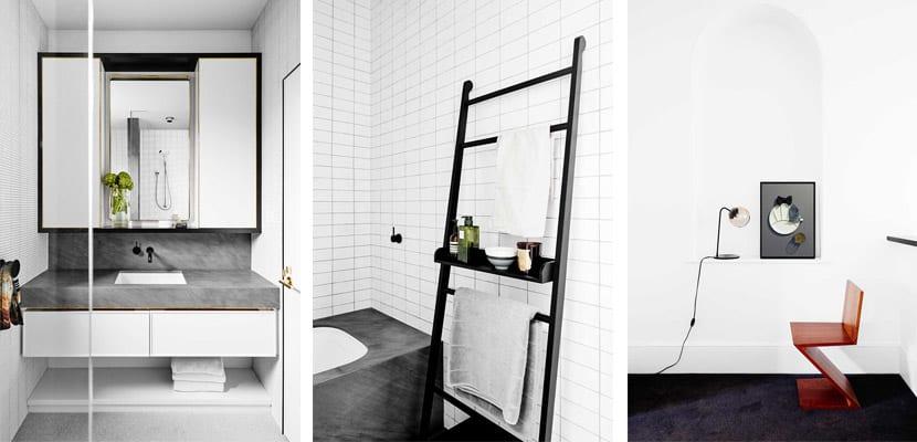 Interiores elegantes y modernos