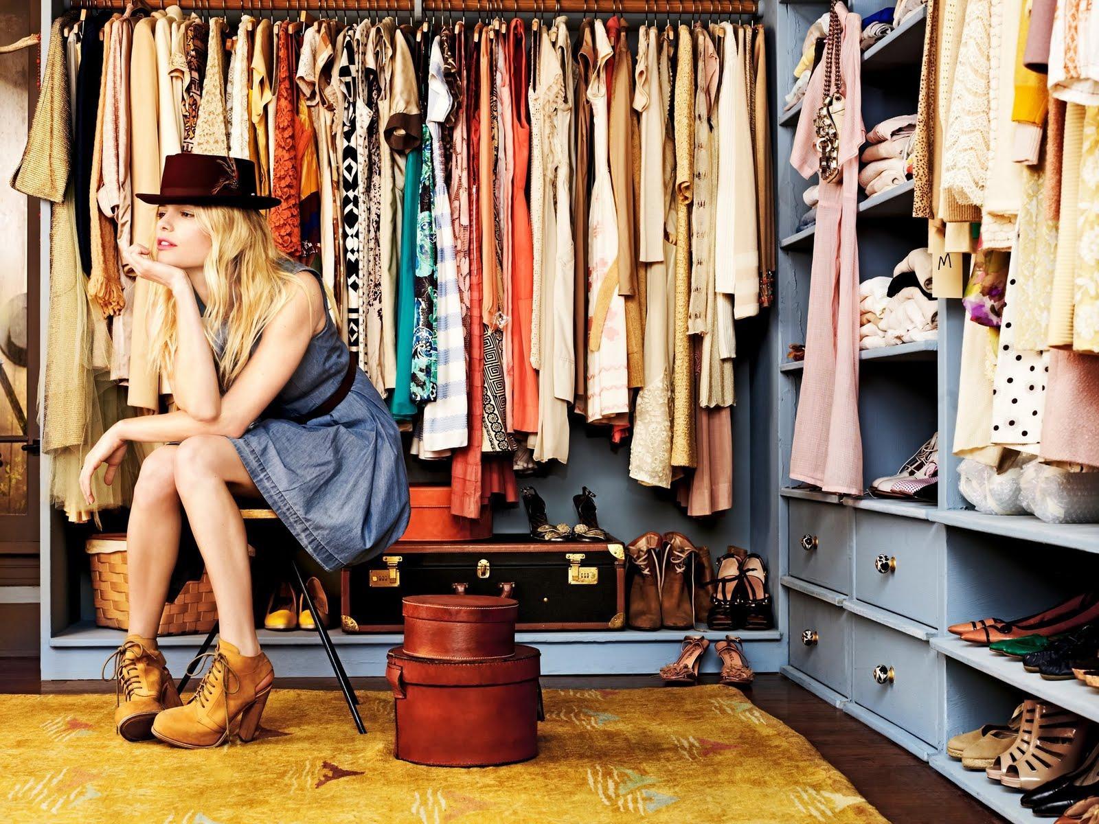 Ideas para almacenar la ropa en casa - Ropa para casa ...