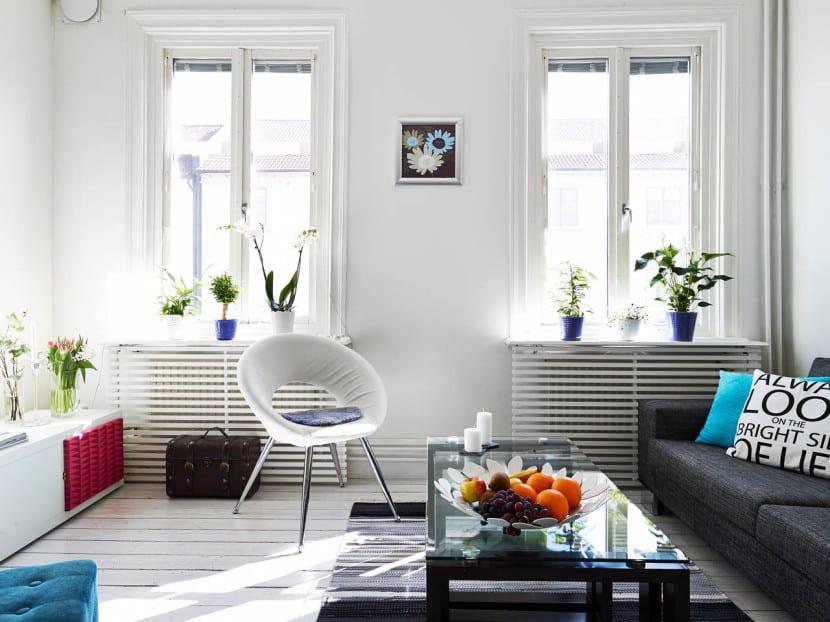 salon estilos moderno vintage