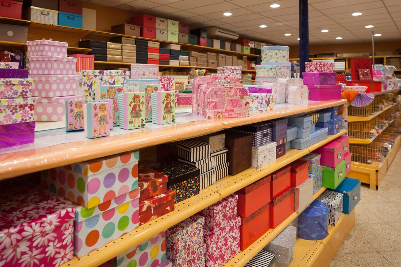 La cajas decorativas en el hogar - Cajas de carton decoradas baratas ...