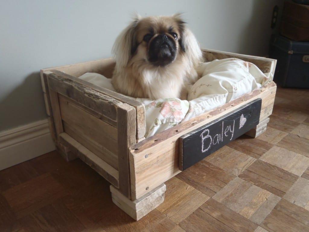 camas recicladas