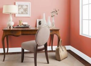 color coral salon