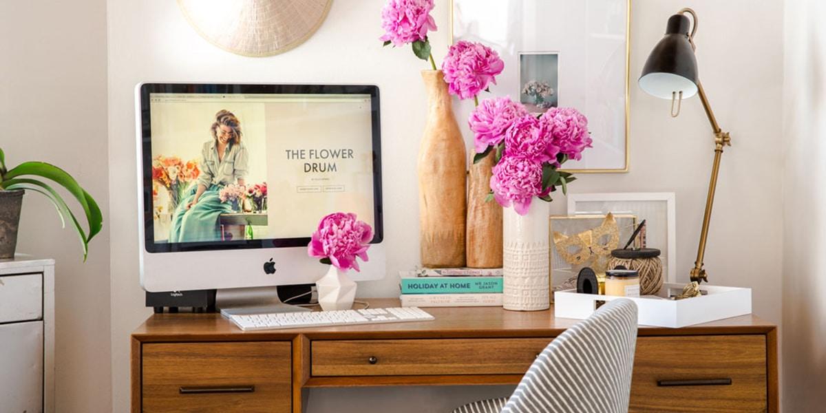 Decora tu despacho en casa de forma elegante