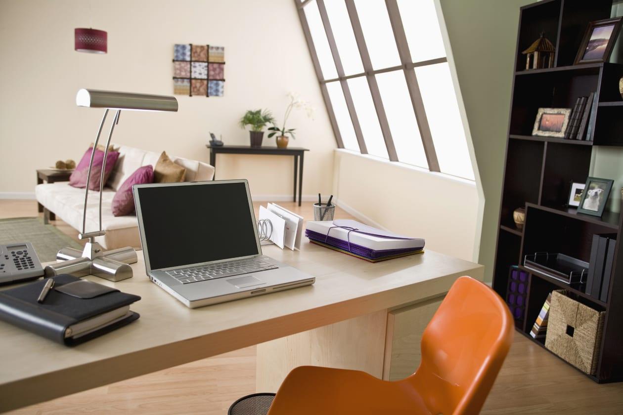 escritorio despacho en casa