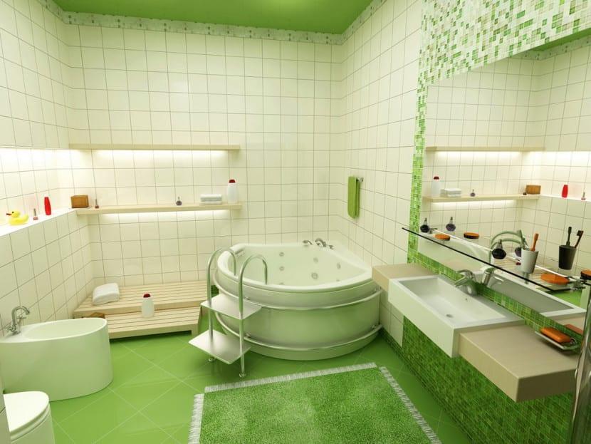 Cuarto de baño y Feng Shui