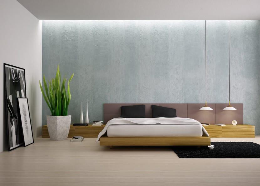 como decorr el dormitorio con feng shui