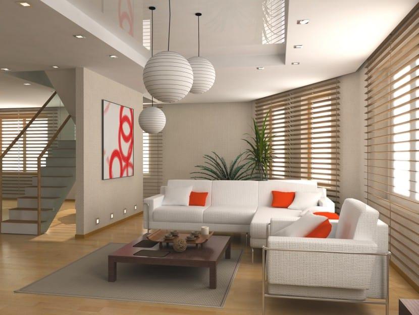 decoración de interiores oriental atendiendo a las energías de la casa
