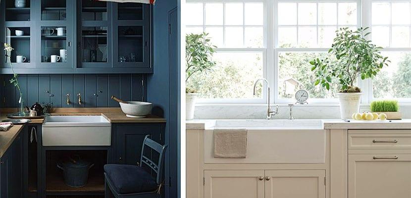 Fregaderos belfast una propuesta singular para tu cocina - Fregaderos ceramica rusticos ...