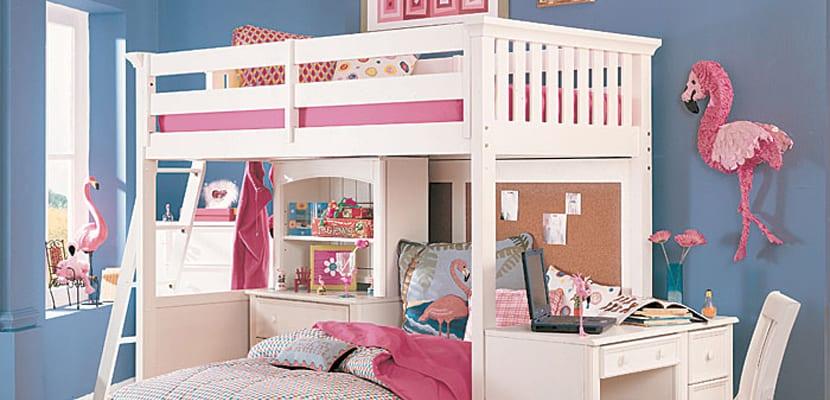Habitación infantil de niña