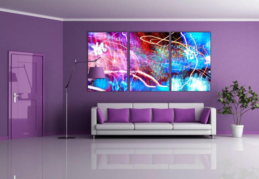 salon purpura colores