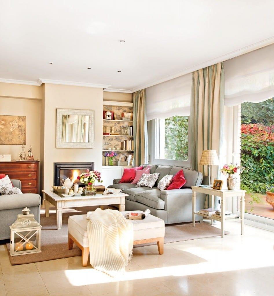 Ideas para iluminar la casa correctamente for Cocina y salon integrados