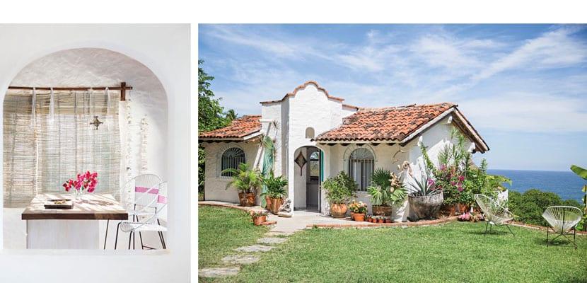 Casa de verano en Mexico
