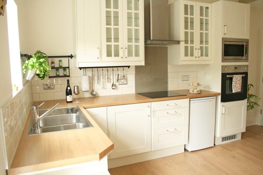 Ideas para renovar la cocina con poco dinero - Decorar por poco dinero ...