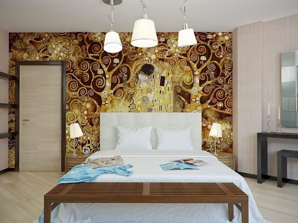 dormitorio retro parcial