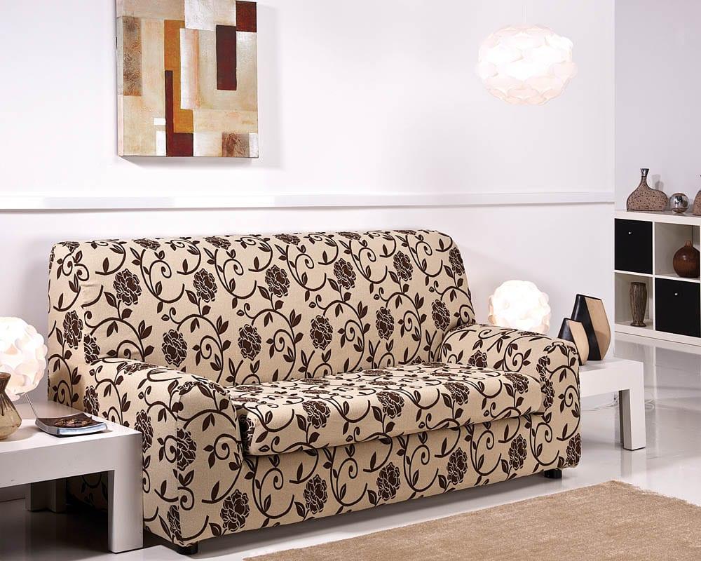 Las fundas del sof for Sofas tela modernos