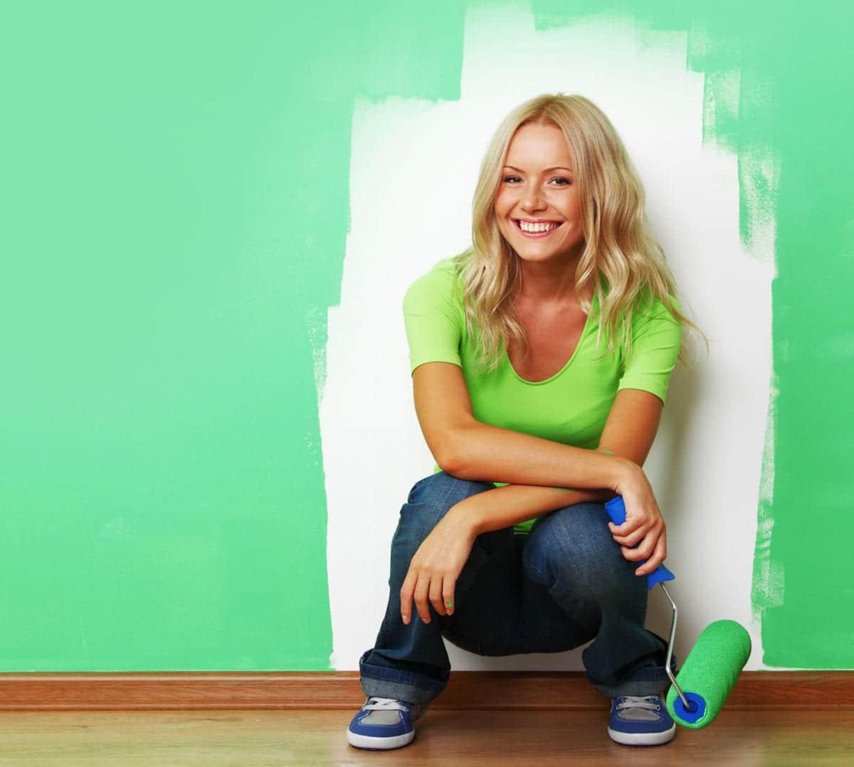Ideas para decorar las paredes de tu hogar - Pintar facil paredes ...