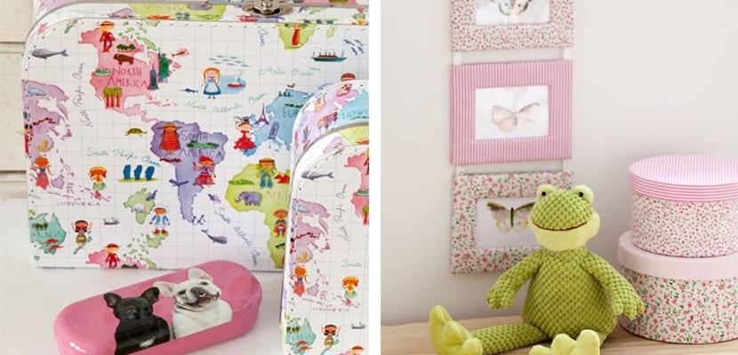Cuarto infantil Zara Home
