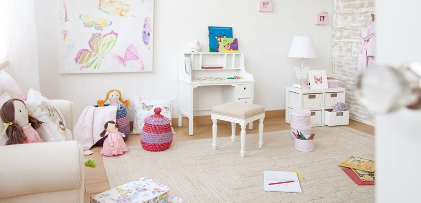 Cuartos infantiles de zara home for Decoracion hogar zara home