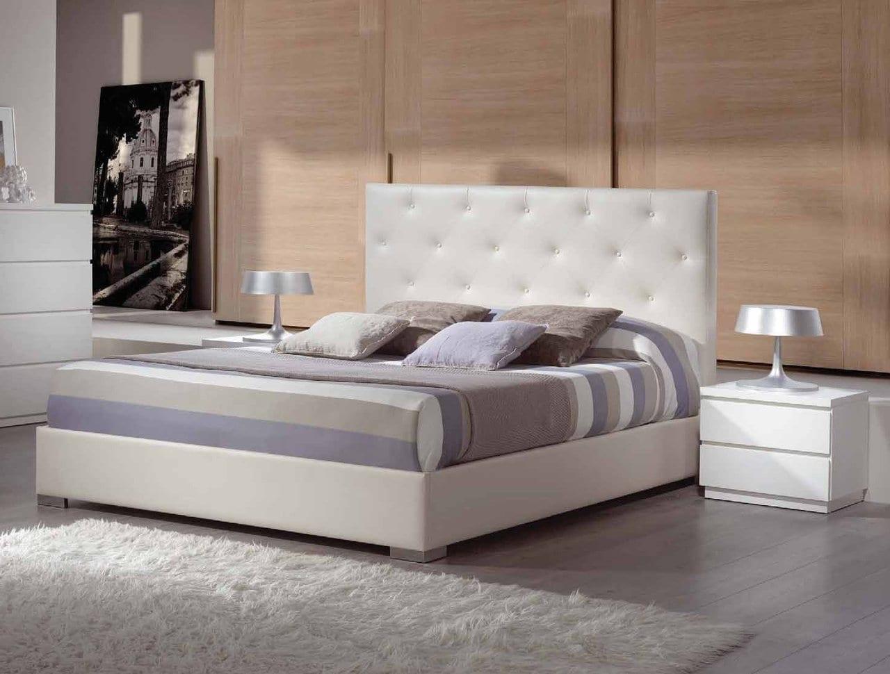 Ideas para actualizar el dormitorio - Cabeceros cama acolchados ...
