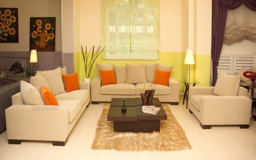 cambiar sofá