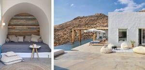 Casas de verano islas griegas