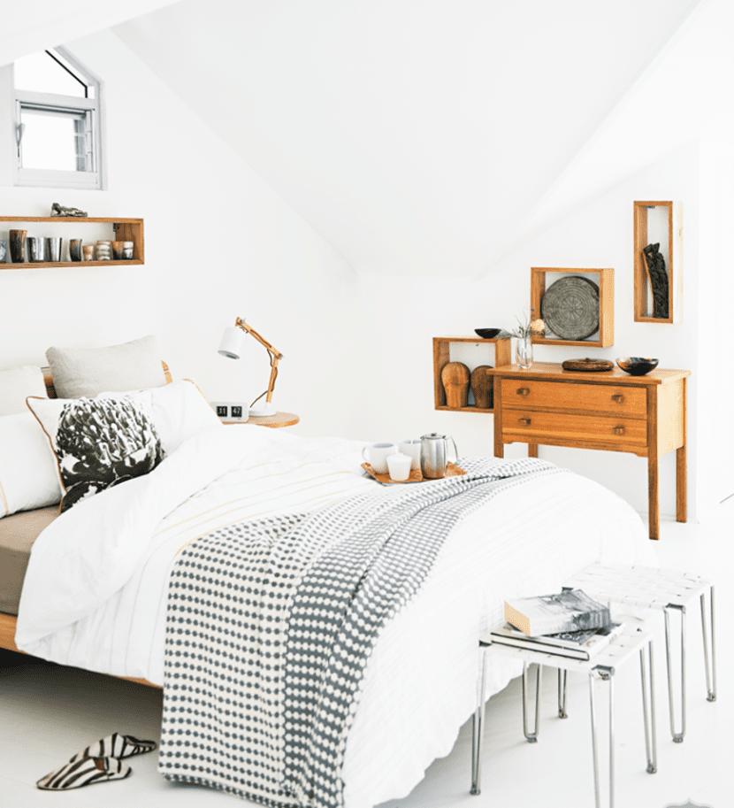 decorar habitación invitados