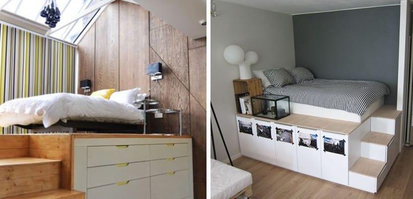 Dormitorios elevados originales - Dormitorios infantiles originales ...