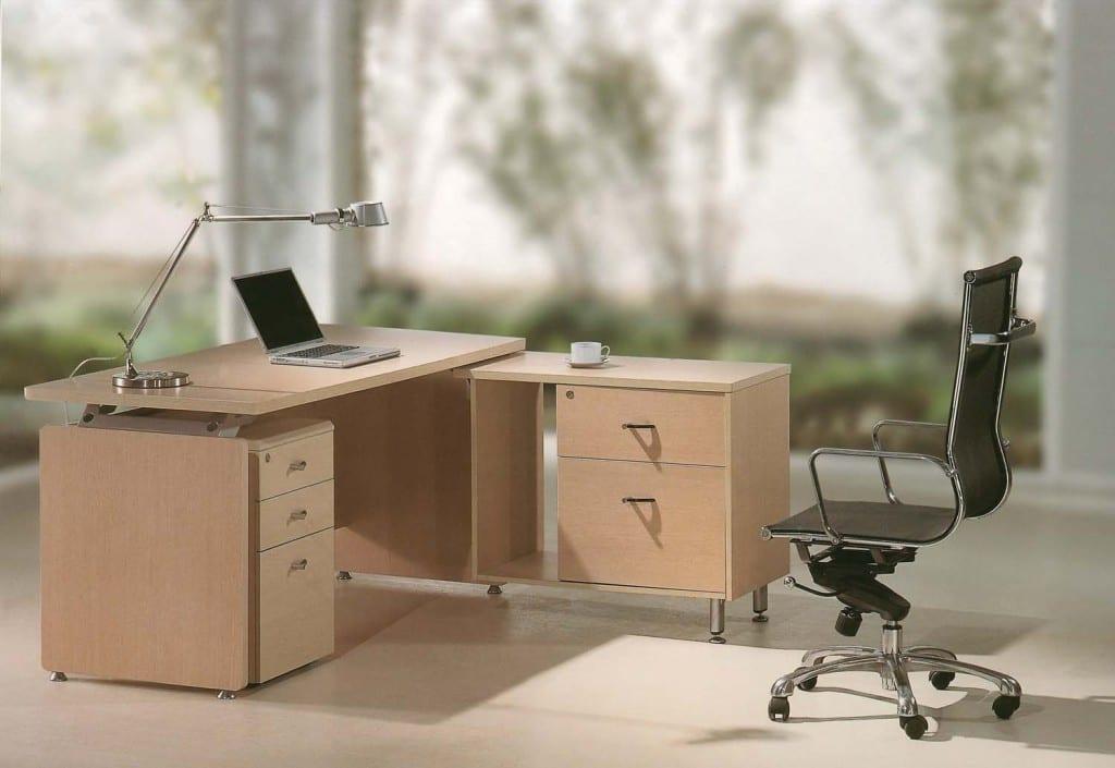 Muebles y escritorios escritorio bur colonial flamingo - Escritorios de oficina ...