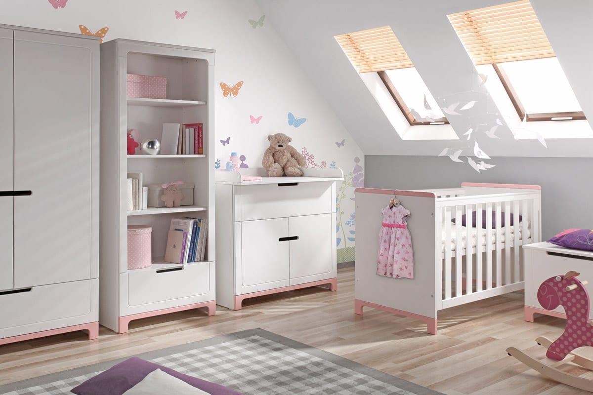 Decoraci N De Dormitorios P Gina 22  ~ Como Decorar La Habitacion Del Bebe