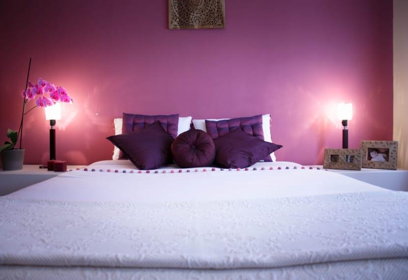 habitacion romantica