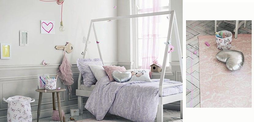 Habitaciones infantiles H&M Home