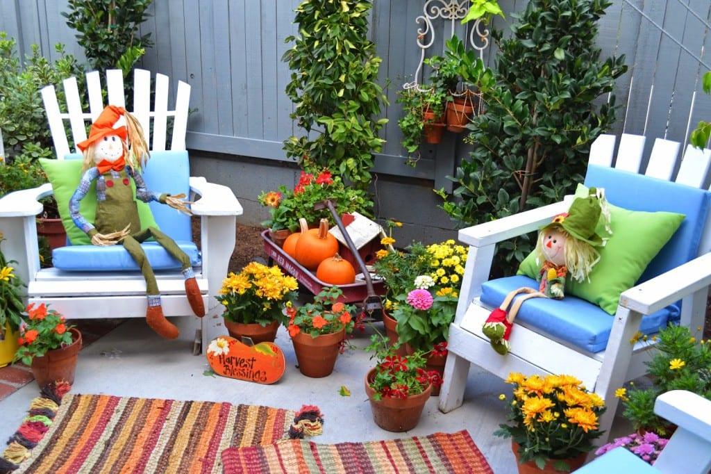 ideas relax jardin