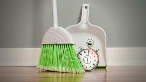 limpiar cocina