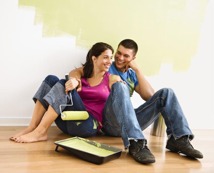 decorar en pareja