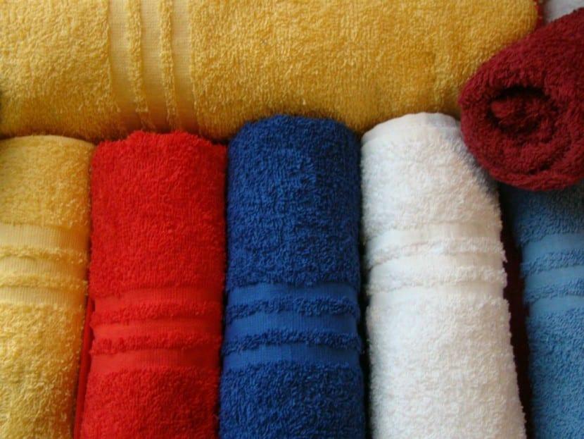 toallas perfecto estado