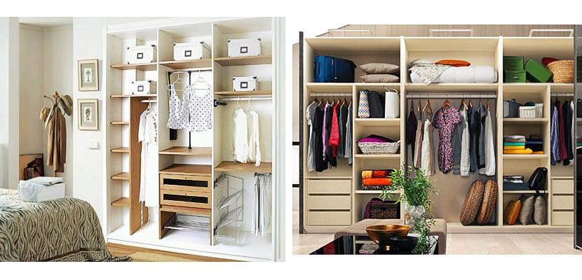 Consejos para distribuir tu armario de forma eficaz