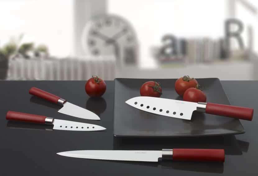 cuidar cuchillos