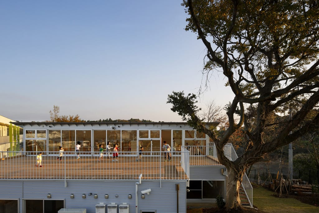 escuela infantil terraza
