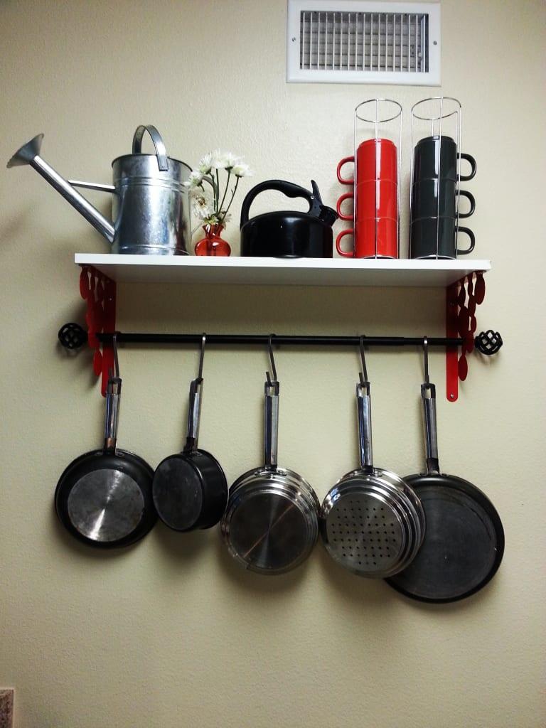 Ideas pr cticas para organizar tus utensilios de cocina for Utensilios de cocina para zurdos