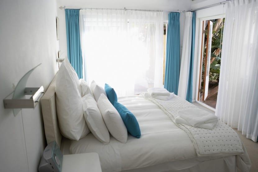 habitación pequeña