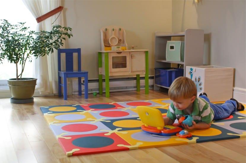 sala de juegos nene