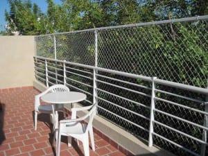 seguridad terrazas