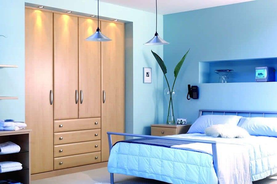 Los mejores colores para decorar tu hogar en verano - Paleta de colores para paredes interiores ...