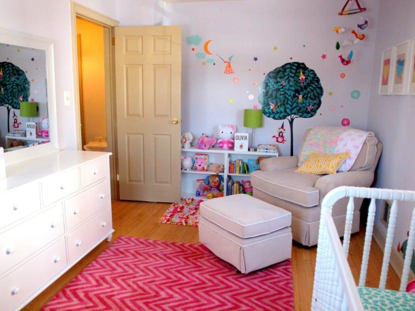 Decora el cuarto de tu beb seg n el feng shui for Como decorar una habitacion segun el feng shui