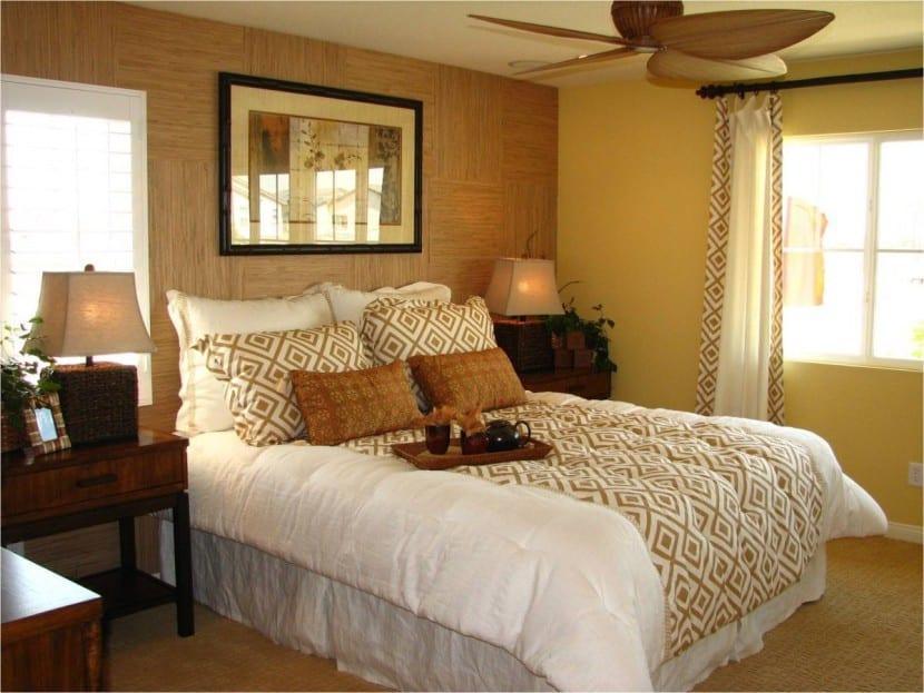 Consejos para decorar tu habitaci n de matrimonio - Como decorar una casa rural ...