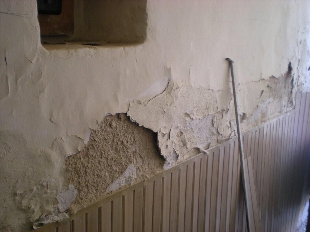 Consejos para reparar las paredes con humedad - Humedad por condensacion en paredes ...