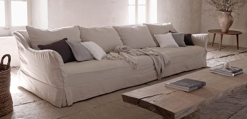 Nueva colecci n zara home milano collection - Fundas de sofa con estilo ...
